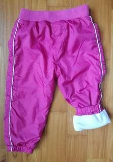 Uniqlo Girl's Fleece Pants