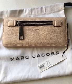 Marc Jacobs Pink Leather Wallet