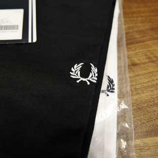 Fred Perry Crew Short Sleeve T-Shirt Tee 男裝 短袖 T恤 即日旺角交收 聖誕