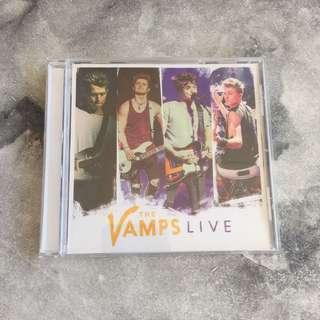 The Vamps - Live EP CD