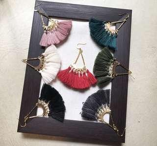 Tassels Earrings for retail and wholesale