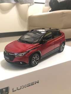 🚚 Luxgen U5模型車