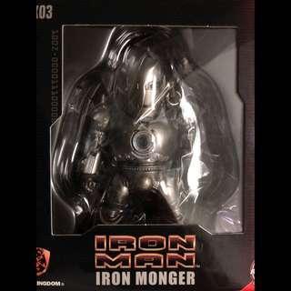 全新 Kids Logic Kids Nations Iron Man Iron Monger