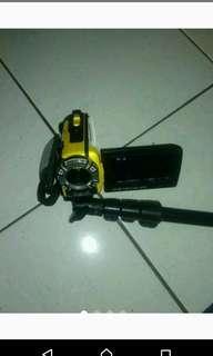 Handycam Speed WD-5 1080p waterpoof