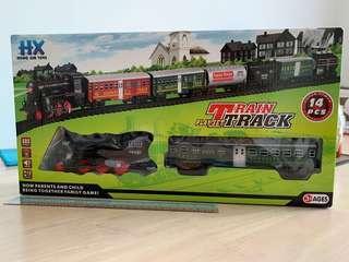 Steam train toys