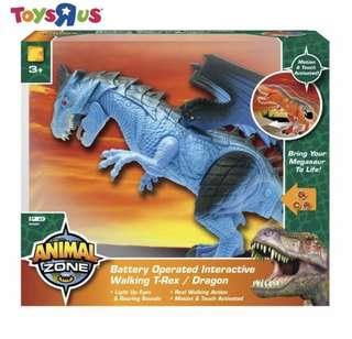 Dinosaur Toy (Dragon)