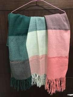 🚚 保暖圍巾/披肩