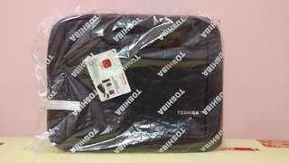 Tas Laptop Toshiba Original 13-15inch (New)