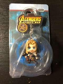 cosbaby thor keychain 鎖匙扣 hottoys avenger hot toys ironman key chain