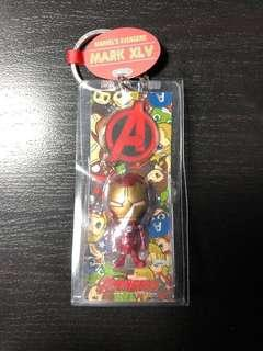 cosbaby ironman mark xlv keychain 鎖匙扣 hottoys hot toys ironman artist mix key chain