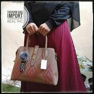 Fashion bag good quality - real pic