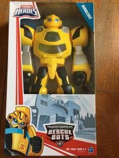 Transformer bumblebee toy