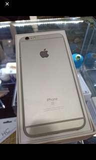 iPhone6.64G.銀色.9成新