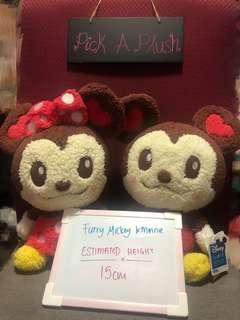 Furry Mickey & Minnie