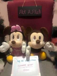 Hug Me Mickey & Minnie