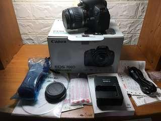 🚚 Canon 700D+18-55mm