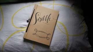 Filed Scribble Planner (Dateless)