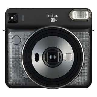 BNIB: Fujifilm Instax SQ6 Instant Camera - Graphite Grey