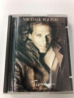 MD Album Michael Bolton Timeless The Classics