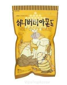 HONEY ALMONDS FRM KOREA
