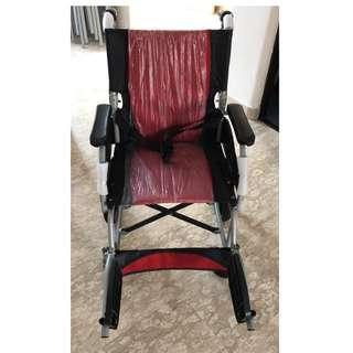 Lightweight wheelchair, 9.5kg