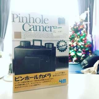 Pinhole Camera 模型針孔相機