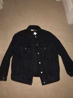 New top shop denim jacket