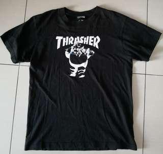 Thrasher x ghost buster medium