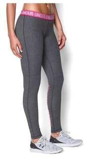 🚚 Under Armour word mark leggings tights