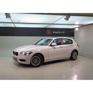 BMW 118iA SE 2013