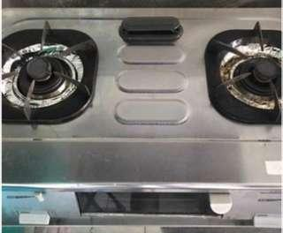 新淨 TGC 煮飯寶煤氣爐TRJH3R