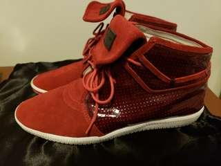 Android Homme Red US 10