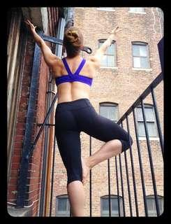 196a2eba0f1fb Original Lululemon Purple Yoga Sports Bra