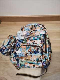 Brand new school bag