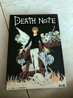 Death Note Cards and 2007 Calender