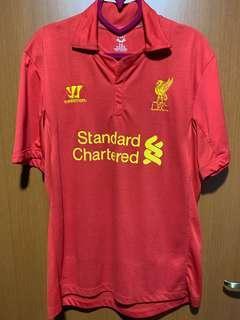 Liverpool 16/17 Home Kit