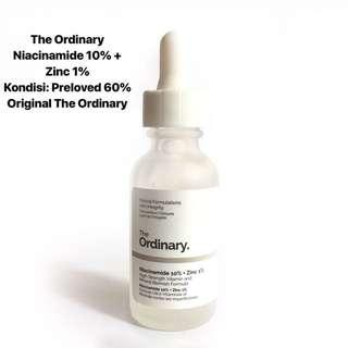 [FREE DELIVERY] The Ordinary Niacinamide + Zinc
