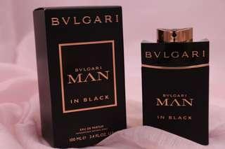 Bvlgari 寶格麗 Man In Black 100ml