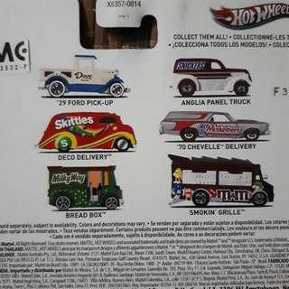 hot wheels 1 set
