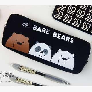 [PO] We Bare Bears Pencil Case