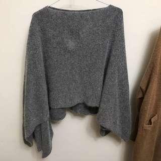 🚚 正韓 設計質感斗篷上衣 #十二月女裝半價