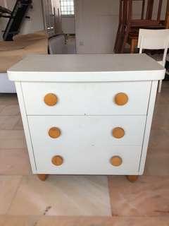 Small dresser drawers