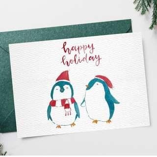 CHRISTMAS CARD GIFT