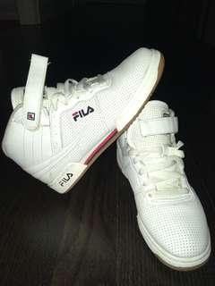 FILA HIGHTOP SHOES