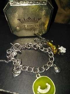 Juicy couture bracelet ladies