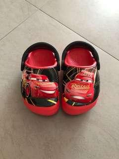 Lightning McQueen Shoes with lights