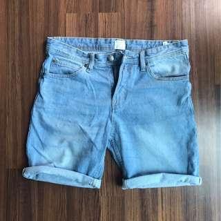 Pull&Bear Short Pants Jeans / Celana pendek