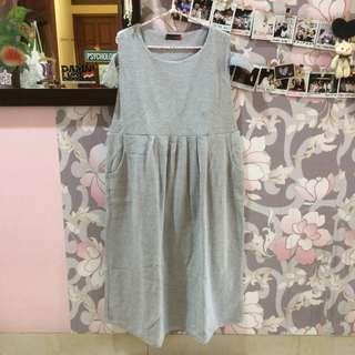 Light Grey Long Dress