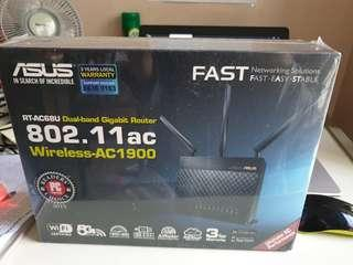 Asus RT-AC68U Router brand new in box