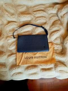 Pristine condition LV Epi leather Clutch purse